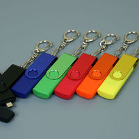 OTG Флешка USB OTG Color PL226 оптом