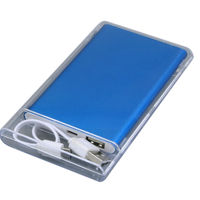 Купить Power Bank 4000 mAh синий PB001