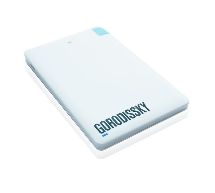 Power Bank Card PB004 с логотипом