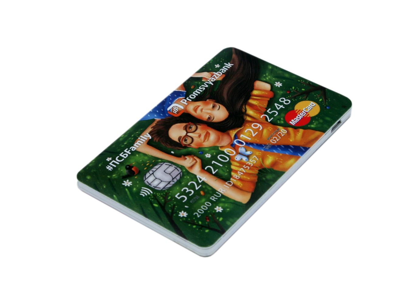Power Bank Card PB004 под заказ